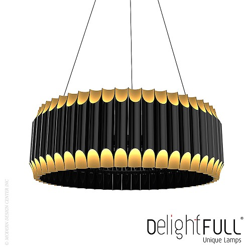Galliano Suspension Light | Delightfull