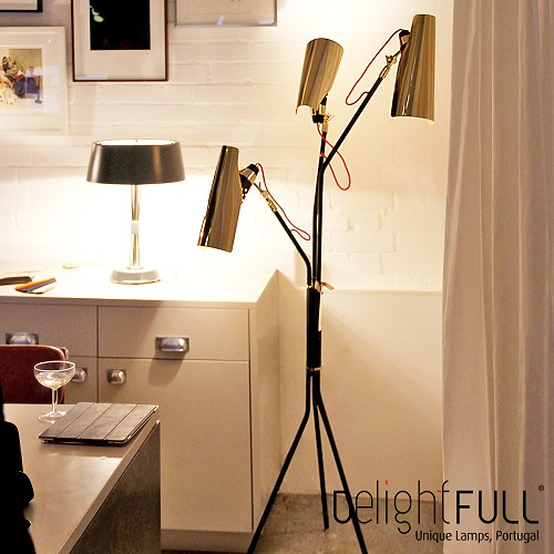 Jackson Floor Lamp | Delightfull