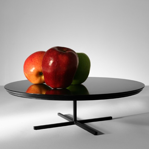 Black Surface Tabletop | Designfenzider