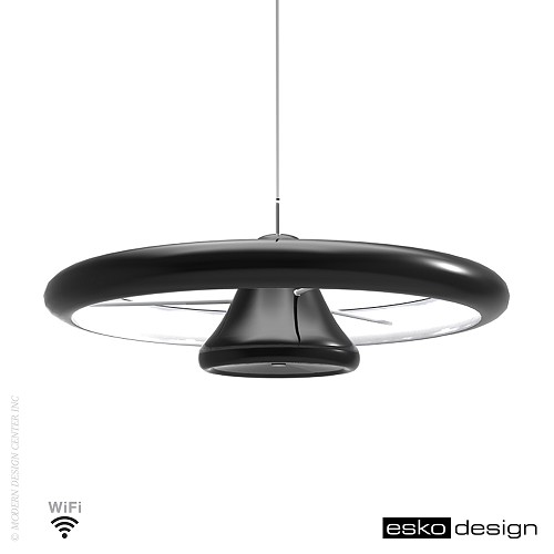 Radius Single Pendant Lamp | Esko Design