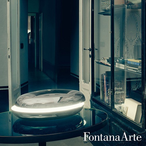 Loop Table Lamp | FontanaArte