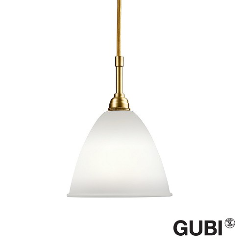 Bestlite BL9S Pendant Lamp White / Brass - Open Box