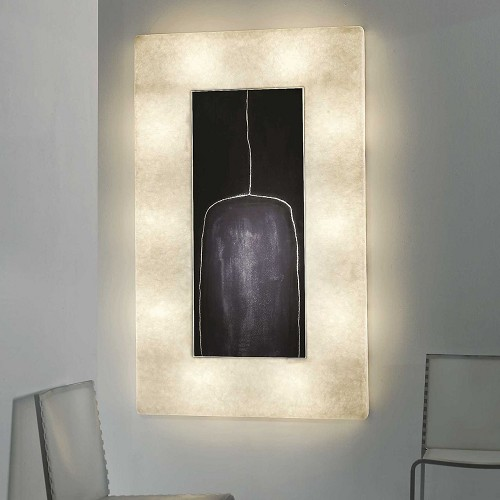 Lunar Bottle 2 Wall Light | In-es Art Design