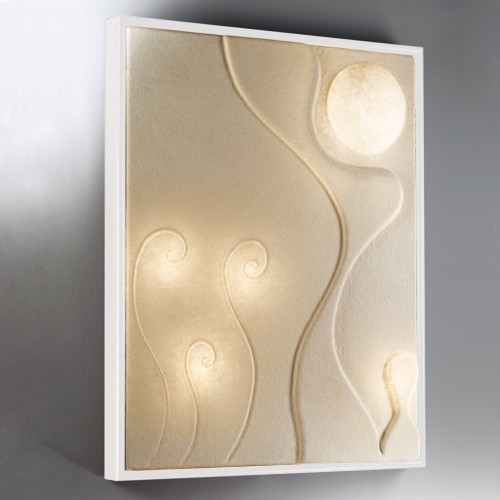 Lunar Dance 3 Wall Light | In-es Art Design