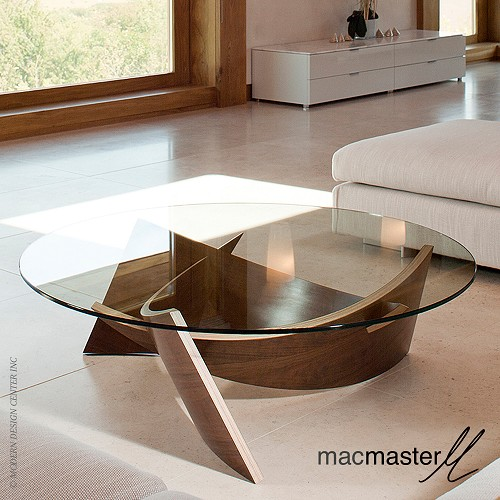 Expose Coffee Table | MacMaster Design