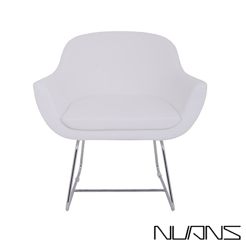 Chelsea Lounge Chair Wire Base | Nuans