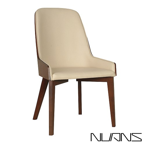 Hudson Plywood Chair Wood Base | Nuans
