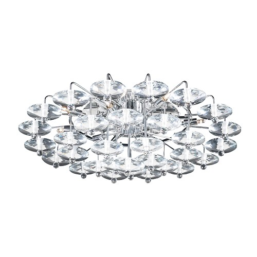 Diamente Ceiling Light | PLC Lighting