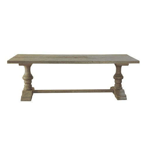 Alexa Salvaged Wood Dining Table | Padma's Plantation