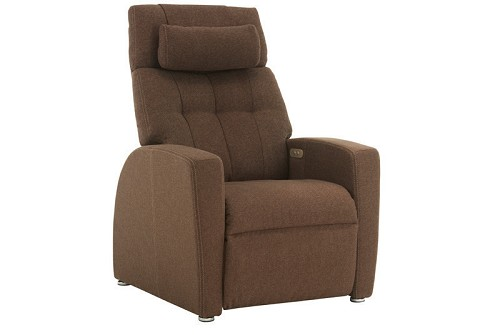 Luma Fabric True Zero Gravity Recliner Tall | Positive Posture