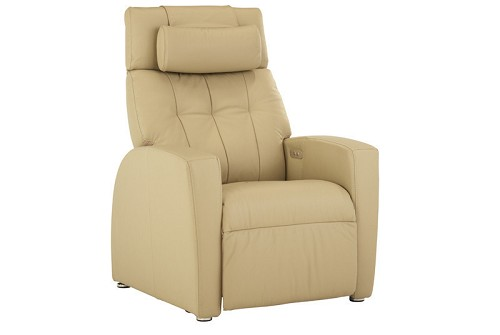 Luma Leather True Zero Gravity Recliner Tall | Positive Posture