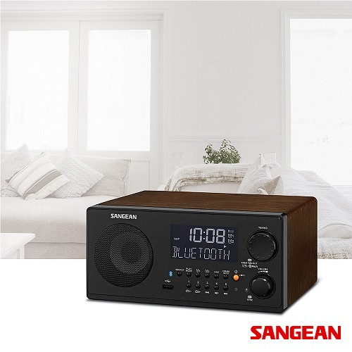 FM RBDS AM USB Bluetooth Digital | Sangean