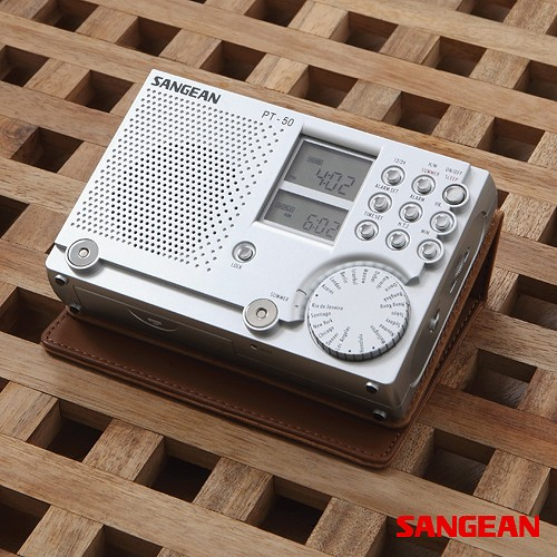 Portable FM Stereo AM SW 1-7 World | Sangean