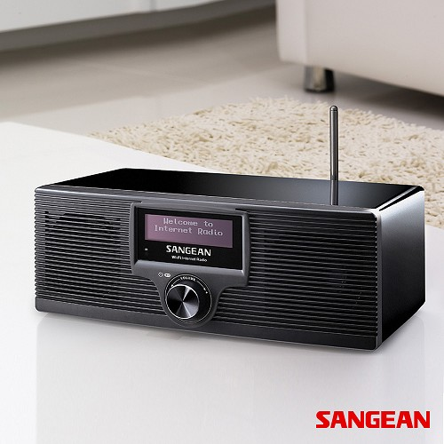 WiFi Internet Table-Top Radio Network Music Player | Sangean