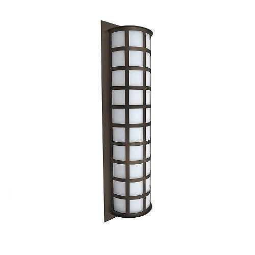 Scala 28 Outdoor Wall Sconce | Besa Lighting
