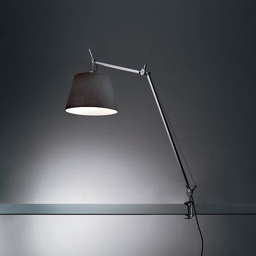 Tolomeo Mega Table with Clamp | Artemide